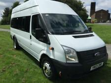 Ford Manual Minibuses, Buses & Coaches with Anti-Lock Brakes