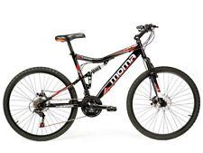 """Bicicletta Montagna Mountain Bike 26"""" MTB Shimano 21v 2xDisco, 2xSosp."""