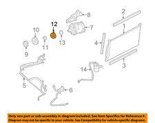 FORD OEM Compressor-Clutch Coil 5F9Z19D798BA