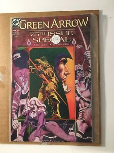 Green Arrow #75 & #76 DC 1st Series I combine Shipping!