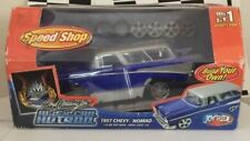 RC2 Ertl 1957 Chevy Nomad 1/24 Blue Boyd Coddington American Muscle Customizable