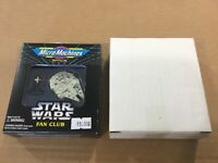 Micro Machines Star Wars fan club Millennium Falcon mail in! FREE shipping!