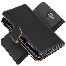 Handy Hülle für HTC One A9s Schutz Klapp Etui Booklet Flip Cover PU Leder Tasche