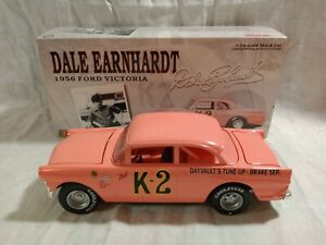 DALE EARNHARDT #K2 SOLID PINK 1956 FORD  1/24  SCALE