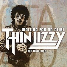 THIN LIZZY - WAITING FOR AN ALIBI: THE COLLECTION CD ALBUM