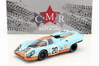Porsche 917K #20 24h LeMans 1970 Siffert, Redman 1:18 CMR