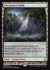 Overgrown Tomb FOIL x1 Magic the Gathering 1x Battle for Zendikar Expeditions