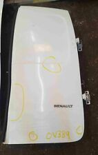 Renault Kangoo 2007-2017 Drivers OSR Rear Door White O389