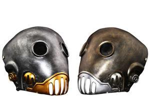 Hellboy3 Kroenen Cosplay Men Women Mask Accessories Props Cosplay Costume Domino