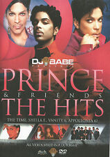 BEST OF PRINCE & FRIENDS MUSIC VIDEO DVD THE TIME SHEILA E VANITY APOLLONIA 6