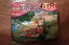 """LEGO FRIENDS Set No.30108 - """"Mia's Summer Picnic"""" - NEW FACTORY SEALED POLYBAG"""