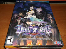 New ODIN SPHERE LEIFTHRASIR STORYBOOK EDITION Playstation 4 GAME PS4