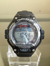 newstuffdaily: NIB CASIO WS220-1AV Tough Solar Powered Digital Watch