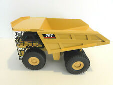 "Caterpillar NZG CAT 797 Mining Truck 1:50 ""MONSTER OF A TRUCK"" NEW IN BOX"