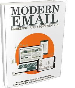 Ebooks Modern Email Marketing And Segmentation