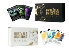 Unstable Unicorns Control & Chaos Combo – New Teeturtle Kickstarter exclusive