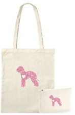 More details for bedlington terrier bag and purse sets,bags for life,dog,gift,xmas,birthday