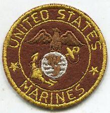 WW2 WWII Original USMC Marine Corps Jacket Patch