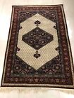 Authentic Vintage Hand Knotted Indian Rug