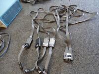 Tektronix P6880 Logic Analyzer Probe Cable Set, 1 to 4, 6ft long