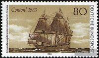 BRD (BR.Deutschland) 1180 (kompl.Ausgabe) postfrisch 1983 Concord