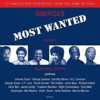 AMERICA'S MOST WANTED VOLUME 2 NEW & SEALED NORTHERN SOUL CD (GRAPEVINE) MODERN