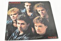 Loverboy - Keep It Up, VINYL LP
