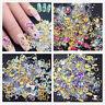 Shimmer 3D Nail Art DIY Mixed Shape Rhinestones Glitter Diamond Manicure Decor