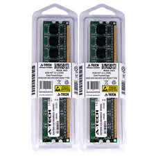 4GB KIT 2 x 2GB Dell PowerEdge 6950 830 840 850 860 R200 T100 T105 Ram Memory