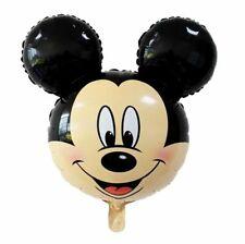 Diapositives Ballon Set 2 X Micky Minnie Souris Helium Ballon Enfants Anniversaire Ballon