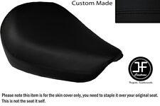 Vinilo negro automotriz Personalizado Se Ajusta Suzuki GZ 125 Marauder frente cubierta de asiento solamente