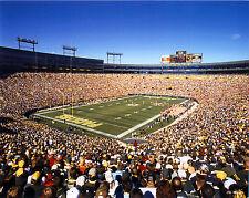 GB Packers Lambeau Field (interior), 8x10 photo