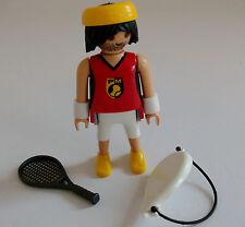 Playmobil Série 9 joueur de tennis Figure