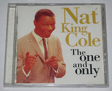 NAT KING COLE CD THE ONE AND ONLY NR MINT COMPILATION 1996 9374724