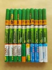 30x Micro AAA Akku Batterien für DECT-Telefone - z.B. Varta, GP - divers, Mix