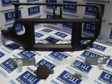 Mascherina kit fissaggio con staffe doppio 2 DIN monitor radio per KIA RIO 2011