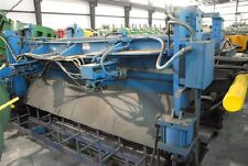 8 Wysong Double Sided Mechanical Shear 27002