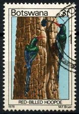 Botswana 1978 SG#413, 3t Birds Definitive Used #D48950