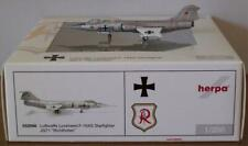 """Herpa 552066 1/200 Luftwaffe Lockheed F-104G Starfighter JG71 """"Richthofen"""" New"""