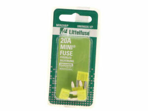 Littelfuse Fuse - Blade Type (ATC) fits Ford Transit Connect 2010-2019 57PHWB