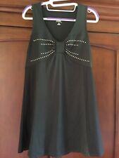 Tail Tech Golf Tennis Athletic Dress Women's Size M Black Studded Perfect