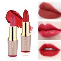 MISS ROSE Matte Lipstick Wasserdichte langlebige Lippe Kosmetisches Make-up