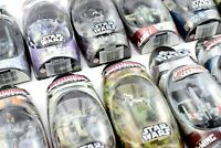 STAR WARS TITANIUM SERIES DIE-CAST SHIPS & VEHICLES - ALL MIB - SEE PHOTOS!