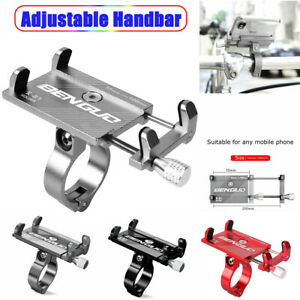 Mobile Phone Holder Handlebar Mount Stand For Bike Bicycle Motorcycle Cycling
