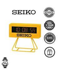 SEIKO Miniature Marathon Timer QHL062YLH