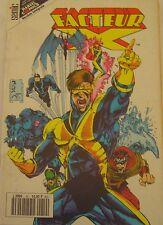 Facteur X n° 19 Marvel Comics Version Int Edit Semic