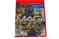 MAG game for Sony Playstation 3 PS3