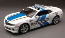 Chevrolet Camaro SS Rs 2010 Police 1:24 Model MAISTO