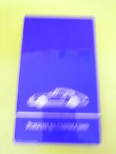 Burago Collezione Portachiavi Vintage Ferrarigto (1984)
