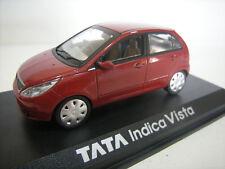 NOREV 660031 Voiture Miniature TATA Indica Vista Rouge 1/43 neuf